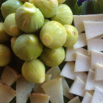 Figs and Pecorino