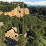 The Basilica of Castel S. Elia
