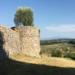 Ancient Walls of Campriano