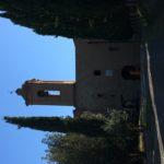 The medieval Pieve di Piana